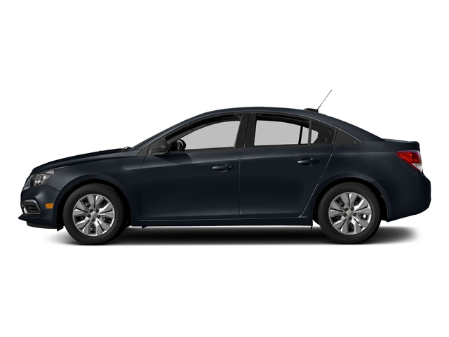 Blue Ray Metallic 2016 Chevrolet Cruze Limited Pictures Cruze Limited Sedan 4D LS I4 photos side view