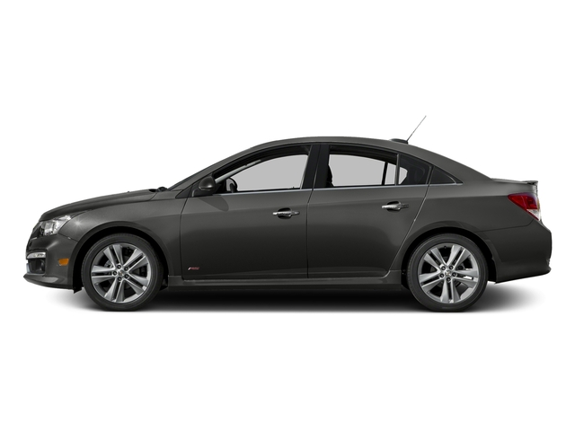 Tungsten Metallic 2016 Chevrolet Cruze Limited Pictures Cruze Limited Sedan 4D LTZ I4 Turbo photos side view