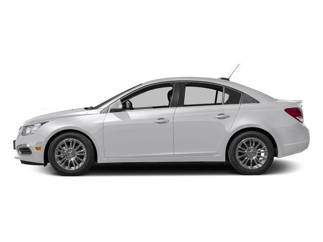 Silver Ice Metallic 2016 Chevrolet Cruze Limited Pictures Cruze Limited Sedan 4D Eco I4 Turbo photos side view
