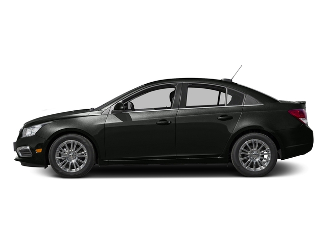 Black Granite Metallic 2016 Chevrolet Cruze Limited Pictures Cruze Limited Sedan 4D Eco I4 Turbo photos side view
