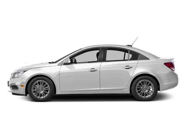 Summit White 2016 Chevrolet Cruze Limited Pictures Cruze Limited Sedan 4D Eco I4 Turbo photos side view