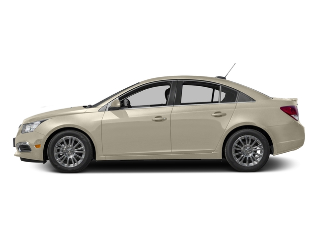 Champagne Silver Metallic 2016 Chevrolet Cruze Limited Pictures Cruze Limited Sedan 4D Eco I4 Turbo photos side view
