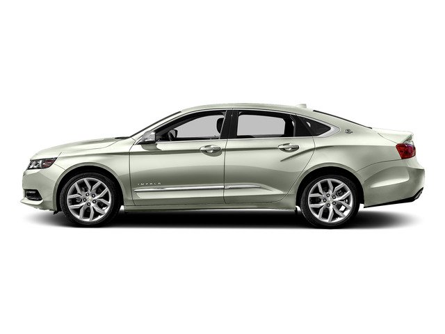 Iridescent Pearl Tricoat 2016 Chevrolet Impala Pictures Impala Sedan 4D LTZ V6 photos side view