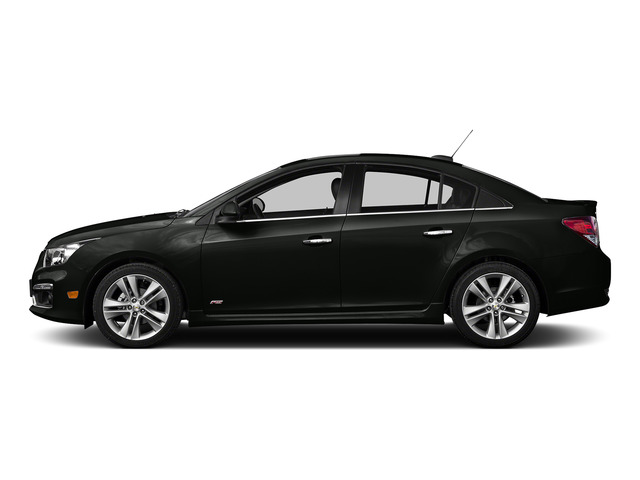 Black Granite Metallic 2016 Chevrolet Cruze Limited Pictures Cruze Limited Sedan 4D 2LT I4 Turbo photos side view