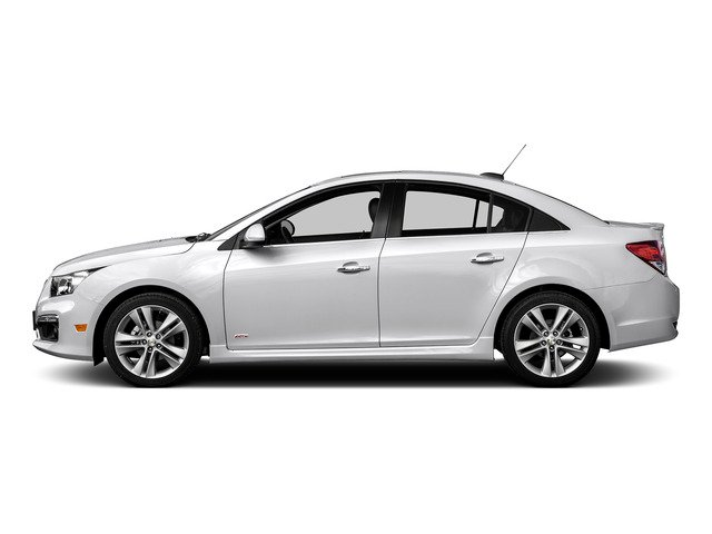 Summit White 2016 Chevrolet Cruze Limited Pictures Cruze Limited Sedan 4D 2LT I4 Turbo photos side view