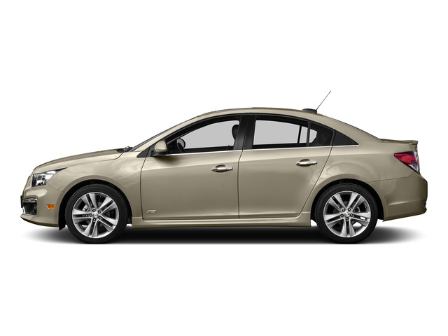 Champagne Silver Metallic 2016 Chevrolet Cruze Limited Pictures Cruze Limited Sedan 4D 2LT I4 Turbo photos side view