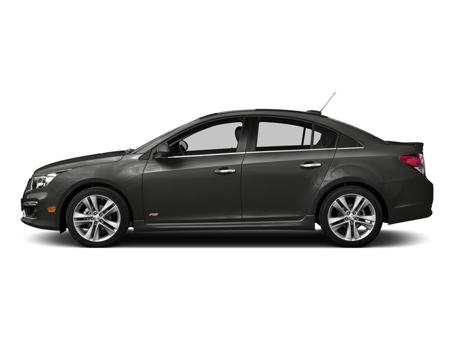 Tungsten Metallic 2016 Chevrolet Cruze Limited Pictures Cruze Limited Sedan 4D 2LT I4 Turbo photos side view