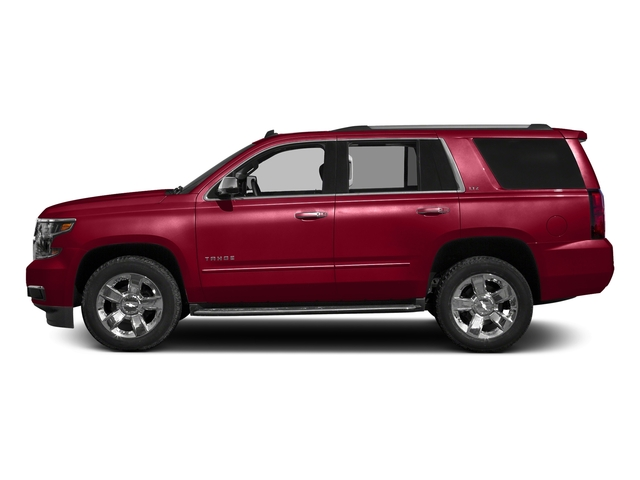Siren Red Tintcoat 2016 Chevrolet Tahoe Pictures Tahoe Utility 4D LTZ 4WD V8 photos side view