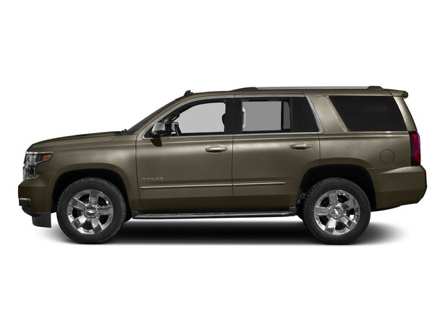 Brownstone Metallic 2016 Chevrolet Tahoe Pictures Tahoe Utility 4D LTZ 4WD V8 photos side view