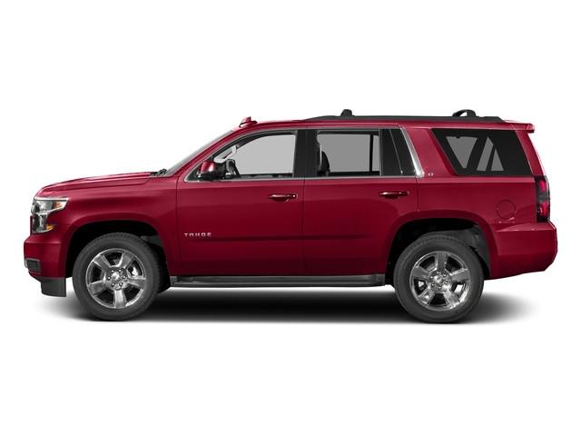 Siren Red Tintcoat 2016 Chevrolet Tahoe Pictures Tahoe Utility 4D Police 2WD V8 photos side view