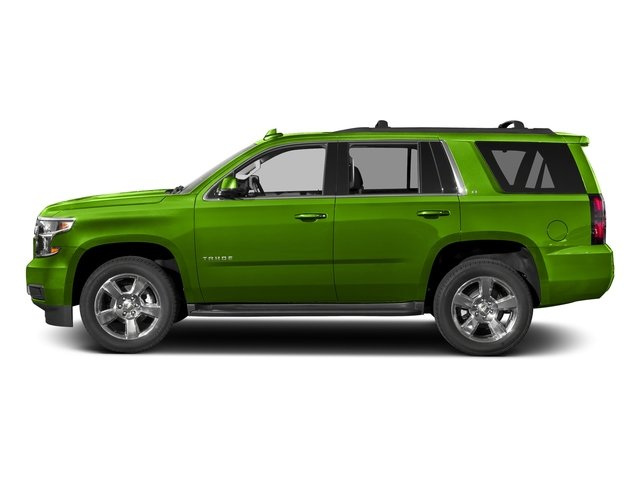 Green Envy Metallic 2016 Chevrolet Tahoe Pictures Tahoe Utility 4D LT 4WD V8 photos side view