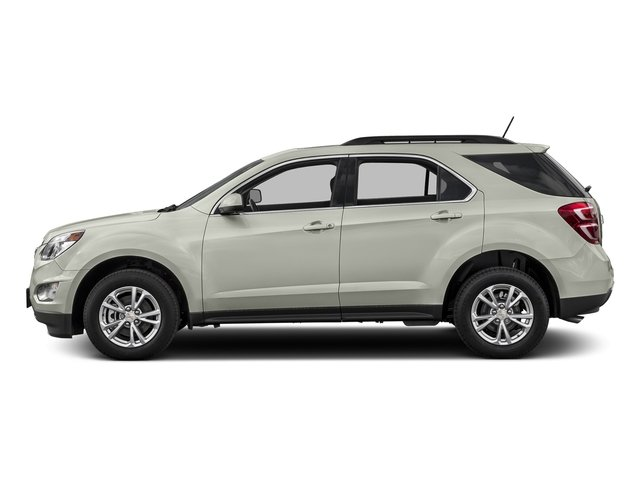 Iridescent Pearl Tricoat 2016 Chevrolet Equinox Pictures Equinox Utility 4D LT 2WD photos side view