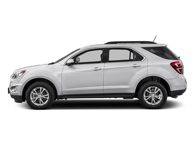 Summit White 2016 Chevrolet Equinox Pictures Equinox Utility 4D LT 2WD photos side view