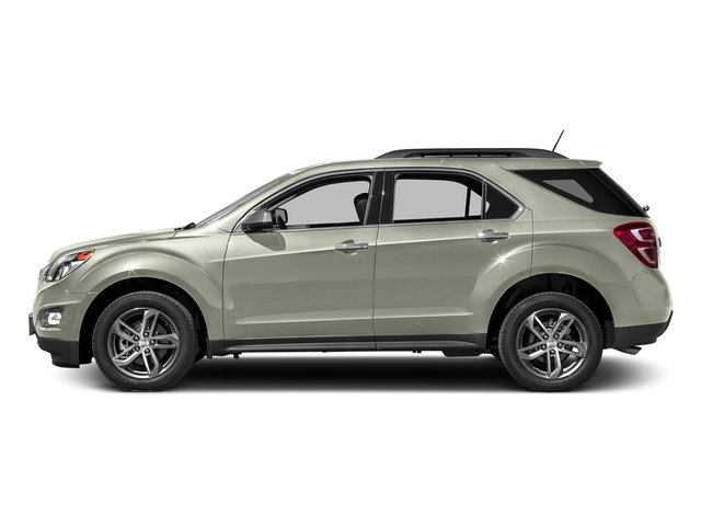 Iridescent Pearl Tricoat 2016 Chevrolet Equinox Pictures Equinox Utility 4D LTZ 2WD photos side view