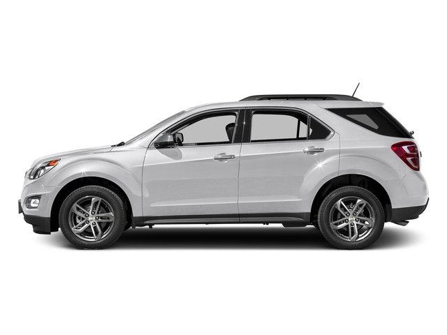 Summit White 2016 Chevrolet Equinox Pictures Equinox Utility 4D LTZ 2WD photos side view
