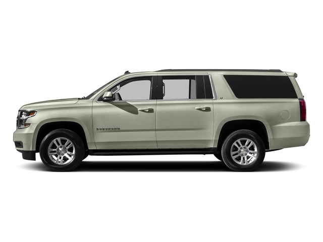 Iridescent Pearl Tricoat 2016 Chevrolet Suburban Pictures Suburban Utility 4D LT 2WD V8 photos side view