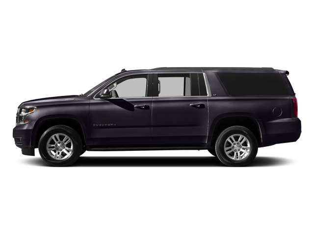 Sable Metallic 2016 Chevrolet Suburban Pictures Suburban Utility 4D LT 4WD V8 photos side view