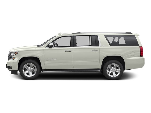 Iridescent Pearl Tricoat 2016 Chevrolet Suburban Pictures Suburban Utility 4D LTZ 2WD V8 photos side view