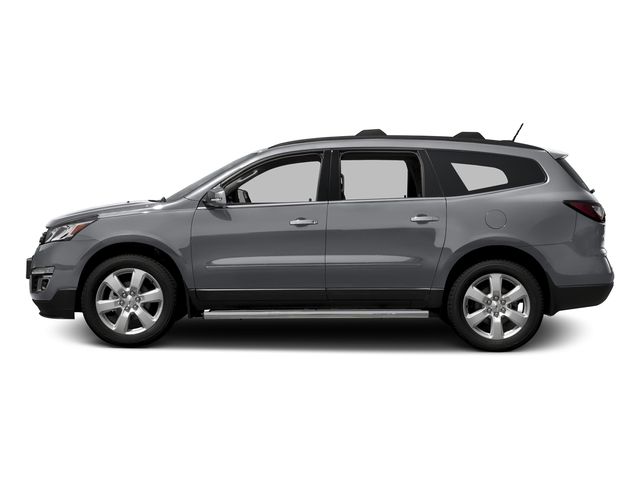 Silver Ice Metallic 2016 Chevrolet Traverse Pictures Traverse Utility 4D LT AWD V6 photos side view