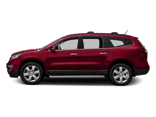 Siren Red Tintcoat 2016 Chevrolet Traverse Pictures Traverse Utility 4D LT AWD V6 photos side view