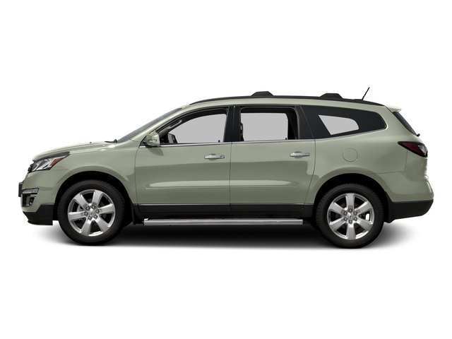 Iridescent Pearl Tricoat 2016 Chevrolet Traverse Pictures Traverse Utility 4D LT AWD V6 photos side view