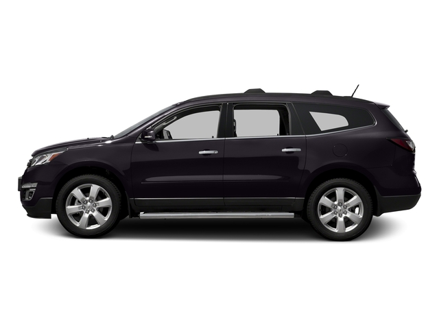 Sable Metallic 2016 Chevrolet Traverse Pictures Traverse Utility 4D LT AWD V6 photos side view