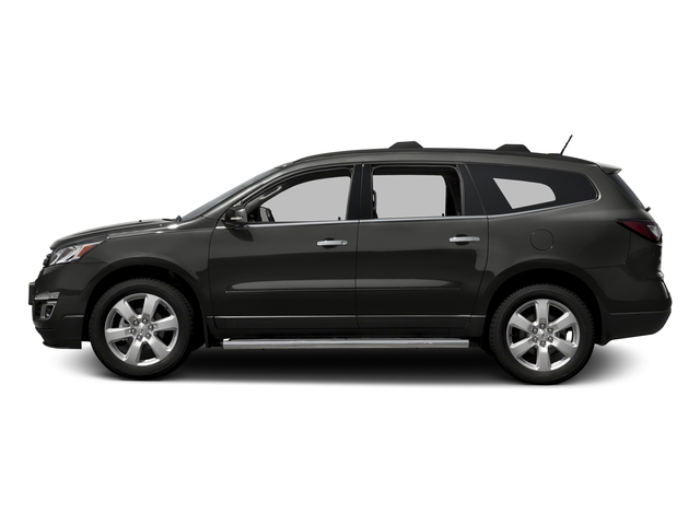 Tungsten Metallic 2016 Chevrolet Traverse Pictures Traverse Utility 4D LT AWD V6 photos side view