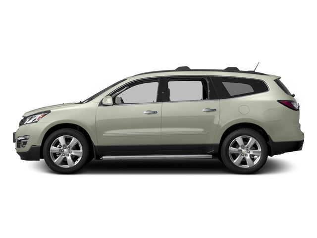 Iridescent Pearl Tricoat 2016 Chevrolet Traverse Pictures Traverse Utility 4D LTZ 2WD V6 photos side view