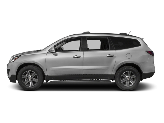 Silver Ice Metallic 2016 Chevrolet Traverse Pictures Traverse Utility 4D 2LT AWD V6 photos side view