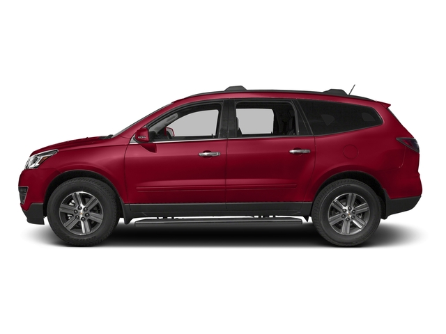 Siren Red Tintcoat 2016 Chevrolet Traverse Pictures Traverse Utility 4D 2LT AWD V6 photos side view