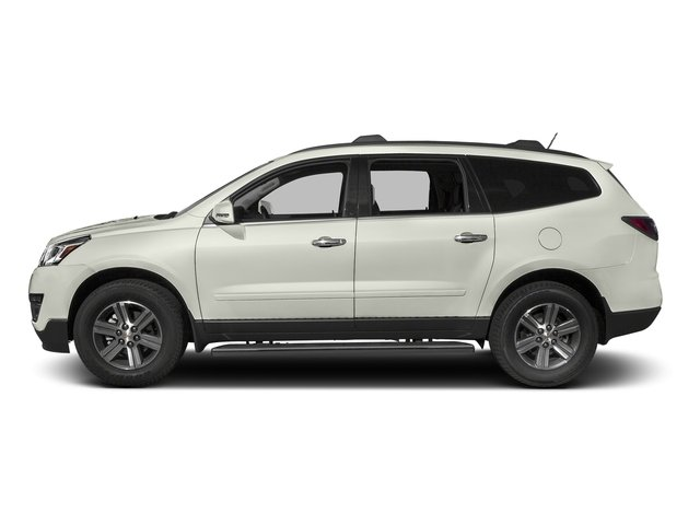 Iridescent Pearl Tricoat 2016 Chevrolet Traverse Pictures Traverse Utility 4D 2LT AWD V6 photos side view