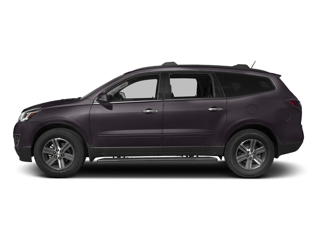 Sable Metallic 2016 Chevrolet Traverse Pictures Traverse Utility 4D 2LT AWD V6 photos side view