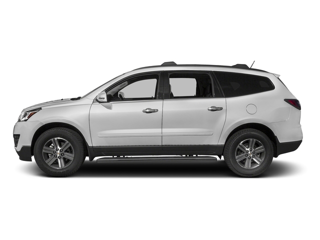Summit White 2016 Chevrolet Traverse Pictures Traverse Utility 4D 2LT AWD V6 photos side view