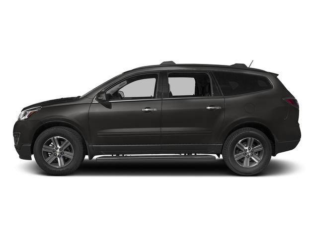 Tungsten Metallic 2016 Chevrolet Traverse Pictures Traverse Utility 4D 2LT AWD V6 photos side view