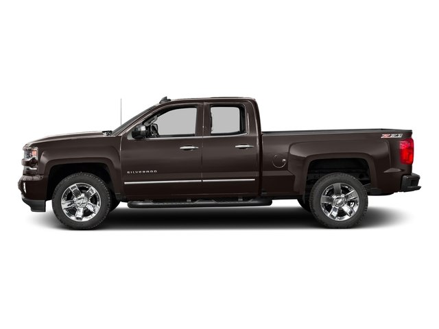 Autumn Bronze Metallic 2016 Chevrolet Silverado 1500 Pictures Silverado 1500 Extended Cab LTZ 2WD photos side view