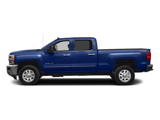 Deep Ocean Blue Metallic 2016 Chevrolet Silverado 2500HD Pictures Silverado 2500HD Crew Cab LTZ 2WD photos side view