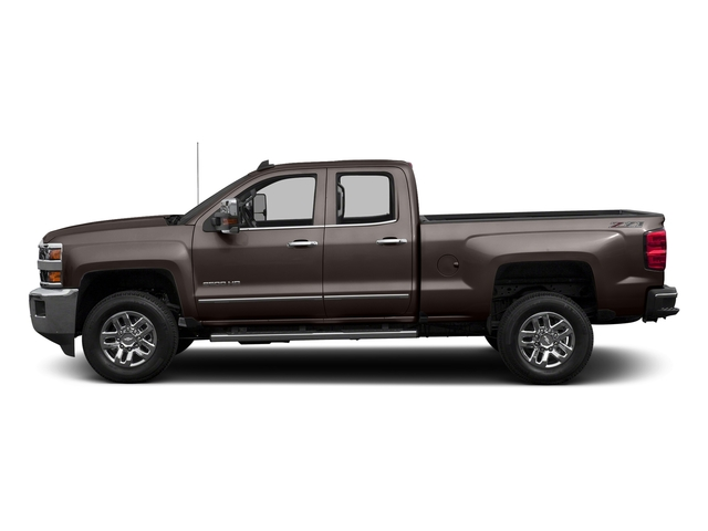 Autumn Bronze Metallic 2016 Chevrolet Silverado 2500HD Pictures Silverado 2500HD Extended Cab LTZ 4WD photos side view