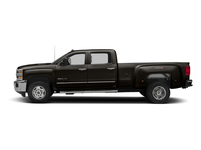 Autumn Bronze Metallic 2016 Chevrolet Silverado 3500HD Pictures Silverado 3500HD Crew Cab Work Truck 2WD photos side view