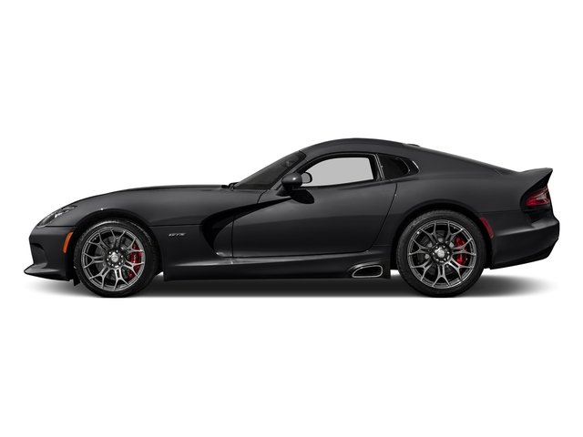 Gunmetal Pearl 2016 Dodge Viper Pictures Viper 2 Door Coupe photos side view