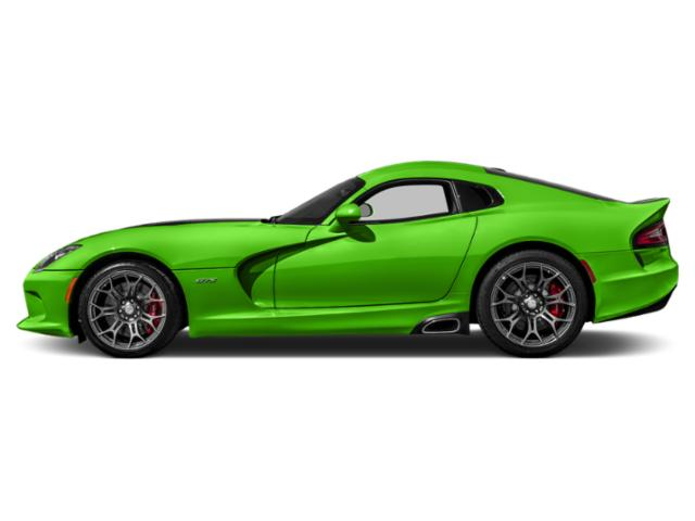Stryker Green Tri-Coat Pearl 2016 Dodge Viper Pictures Viper 2 Door Coupe photos side view