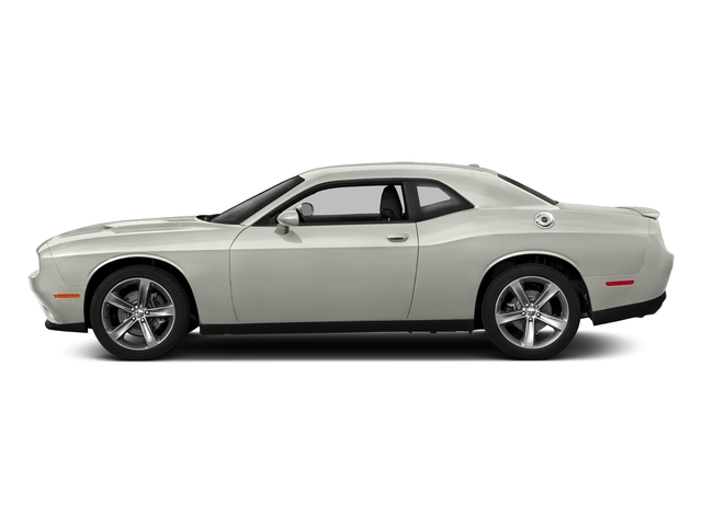 Ivory White Tri-Coat Pearl 2016 Dodge Challenger Pictures Challenger Coupe 2D SXT Plus V6 photos side view