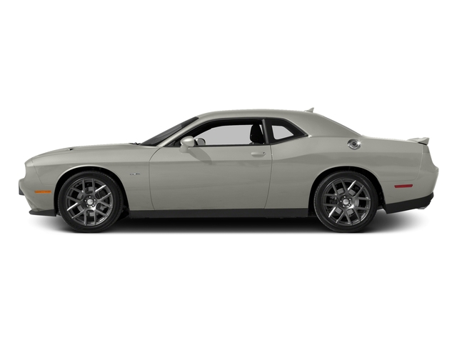 Ivory White Tri-Coat Pearl 2016 Dodge Challenger Pictures Challenger Coupe 2D R/T Plus V8 photos side view