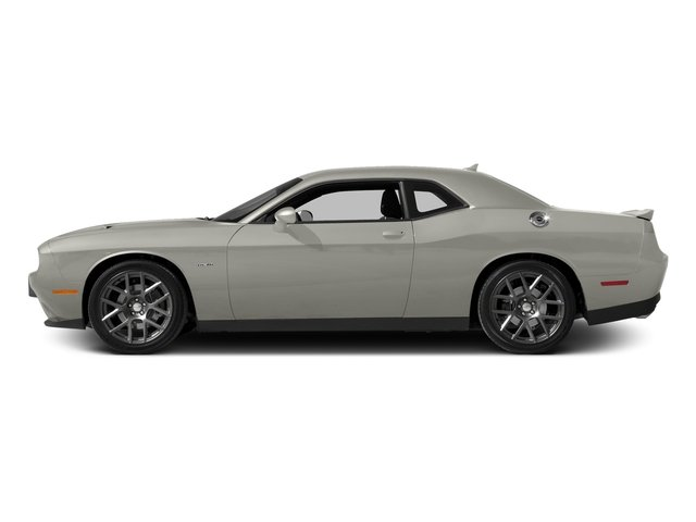 Ivory White Tri-Coat Pearl 2016 Dodge Challenger Pictures Challenger Coupe 2D R/T V8 photos side view