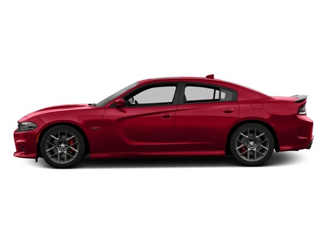 Torred Clearcoat 2016 Dodge Charger Pictures Charger Sedan 4D R/T Scat Pack V8 photos side view