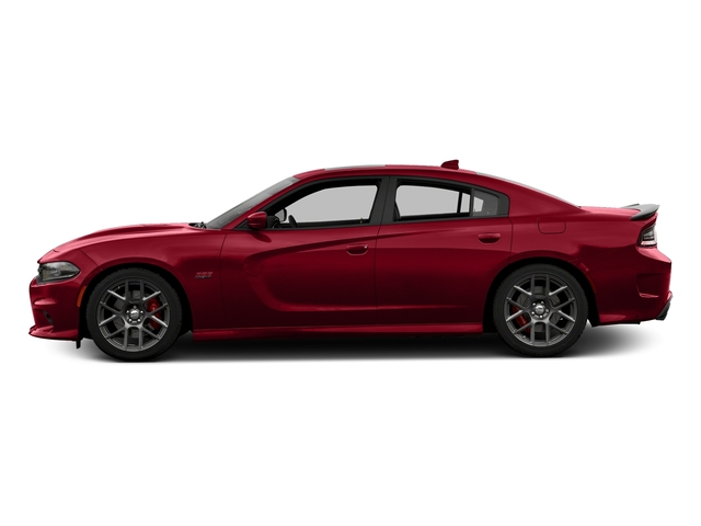 Redline Red Tricoat Pearl 2016 Dodge Charger Pictures Charger Sedan 4D R/T Scat Pack V8 photos side view
