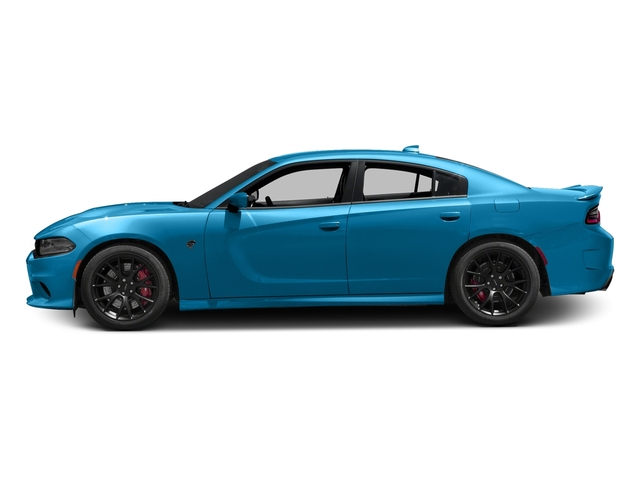 B5 Blue Pearlcoat 2016 Dodge Charger Pictures Charger Sedan 4D SRT Hellcat V8 Supercharged photos side view