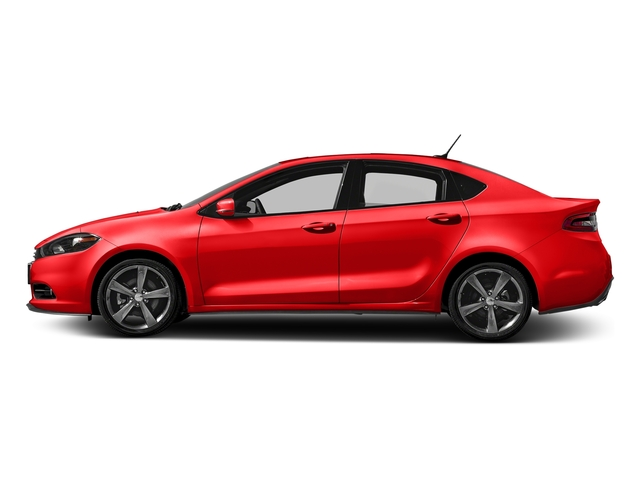 Go Mango 2016 Dodge Dart Pictures Dart Sedan 4D GT I4 photos side view