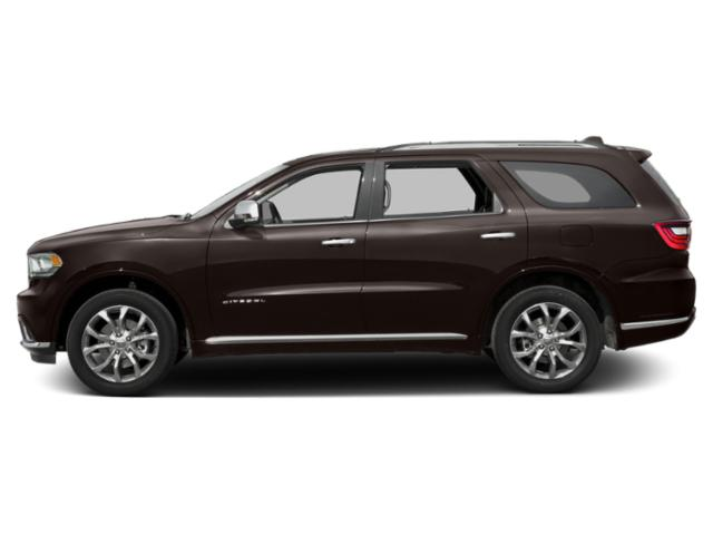 Luxury Brown Pearlcoat 2016 Dodge Durango Pictures Durango Utility 4D Citadel 2WD V6 photos side view