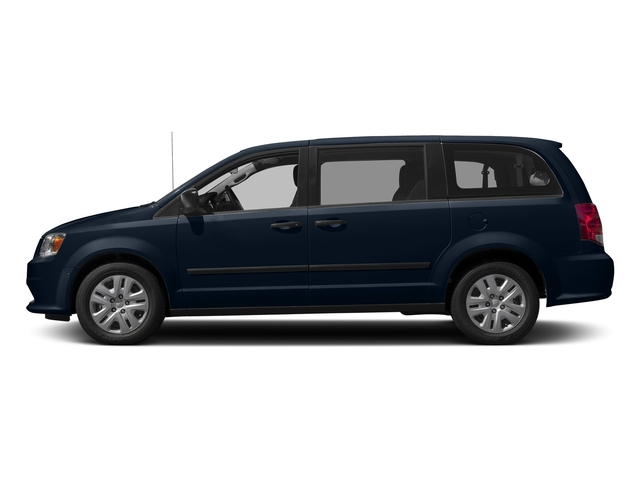 True Blue Pearlcoat 2016 Dodge Grand Caravan Pictures Grand Caravan Grand Caravan SE V6 photos side view