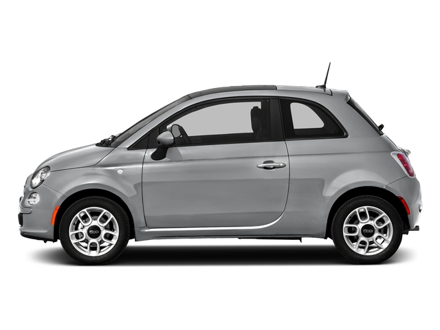 Grigio Cenre 2016 FIAT 500 Pictures 500 Hatchback 3D Lounge I4 photos side view